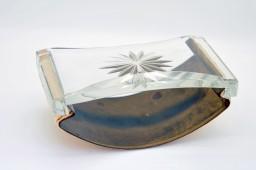 Tampon buvard en cristal Baccarat