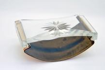 Baccarat crystal blotter