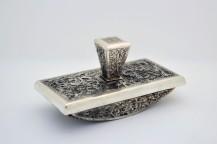 blotter in silver