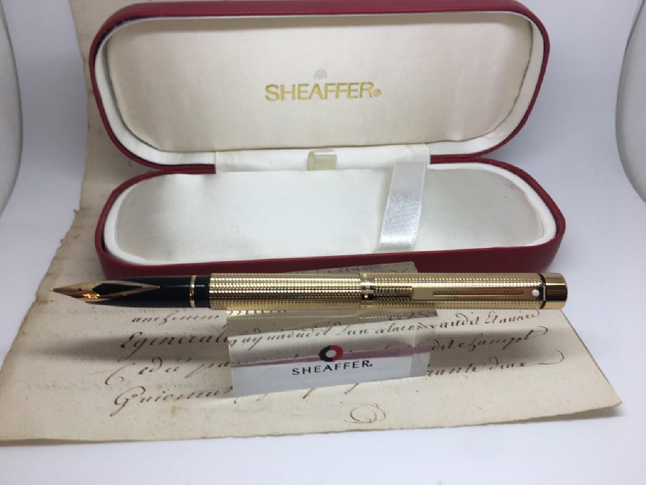 Stylo plume Sheaffer Targa 1977-85