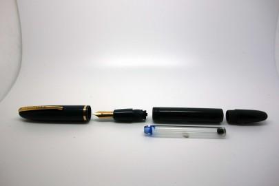 Stylo plume Waterman Ideal standard a cartouche de verre