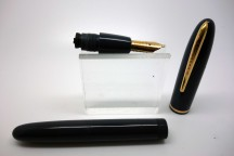Stylo plume Waterman Ideal standard a cartouche de verre