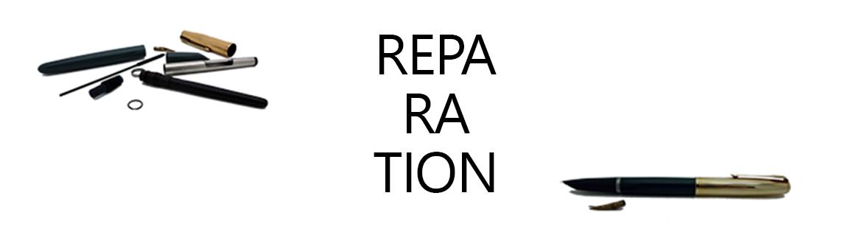 réparations